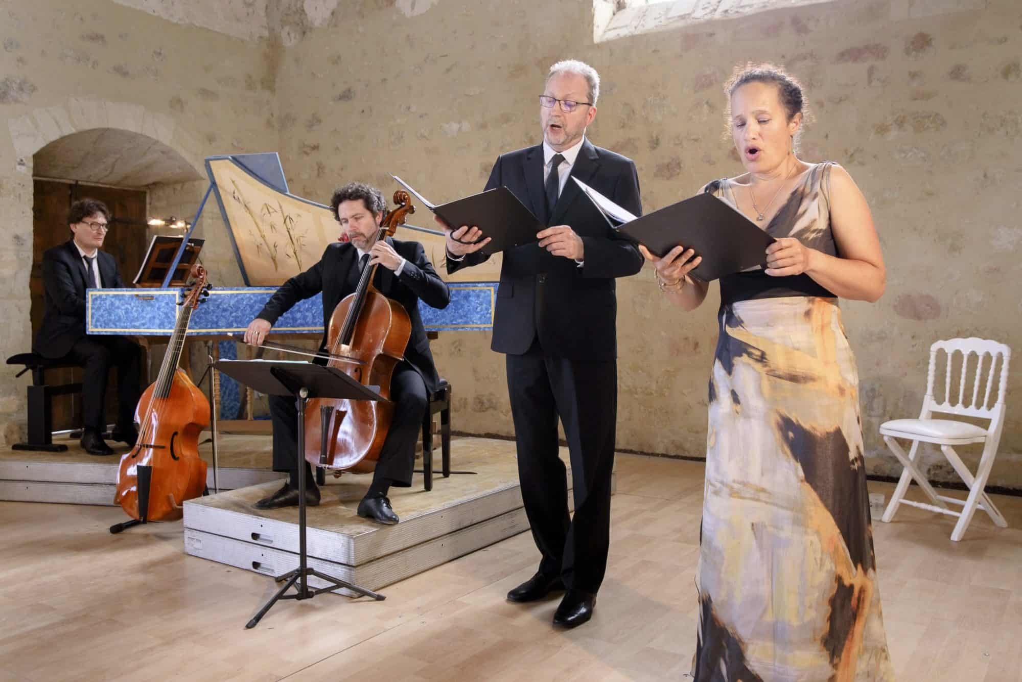 Musique française des 17ème et 18ème siècles
